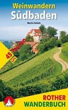 Weinwandern Südbaden von Martin Kuhnle (2016, Taschenbuch)