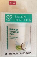 ALOE VERA Make-up Remover Cleansing Tissues Facial Wipes-New-coconut & aloe vera