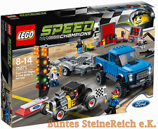 LEGO® Speed Champions: 75875 Ford F-150 Raptor & Ford Model A Hot Rod 0.-Versand
