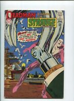Strange ADVENTURES ##210 (3/68) DEADMAN Adams FN+
