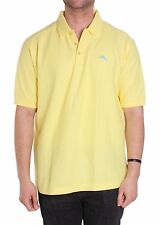 Tommy Bahama Yellow Polo Shirt Emfielder Leisure Tech Marlin Finch XXL NWT 2XL