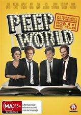 Peep World DVD New/Sealed Region 4