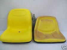 YELLOW SEAT JOHN DEERE 170,175,180,185,318,322,330,332,420,430,STX38 MOWERS  #BW