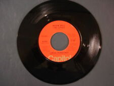 LINDA RONSTADT    WHEN WILL I BE LOVED      45-52