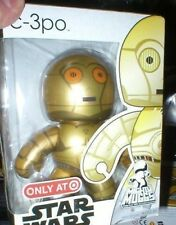 STAR WARS MIGHTY MUGGS C-3PO MINT IN BOX FREE SHIP