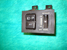 1982-84 Firebird Trans Am GTA Formula TA  OEM Headlight switch Complete Kitt