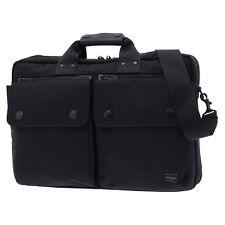 NEW Yoshida Bag / Porter ANGLE BRIEF CASE 512-07222 Black Japan