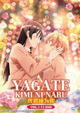 DVD Anime Yagate Kimi Ni Naru (Bloom Into You) TV Series (1-13) English Subtitle