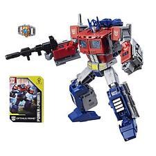 Transformers: generazioni di potenza dei numeri primi leader Evoluzione OPTIMUS PRIME