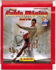 Peru 2010 Panini Copa Cable Magico Cup Soccer Sticker Pack