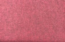 Abraham Moon Earth Dusky Pink   100% Wool Plain Upholstery Fabric   CLEARANCE