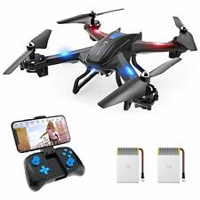 WiFi FPV Drone With 720P HD Camera, Voice Control, Gesture Control RC Quadcopter