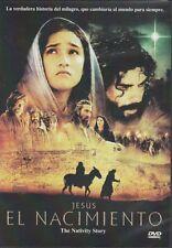 The Nativity Story JESUS EL NACIMIENTO NEW DVD FULLSCREEN