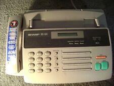 SHARP UX  194 FAX MACHINE/ PHONE----ITEM FROM MY BARGAIN BASEMENT