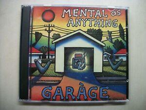 Mental As Anything: Garage (2CD's)