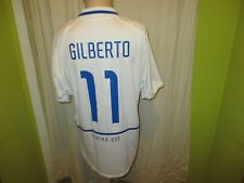 "Hertha BSC Berlin Original Nike Trikot 2003/04 ""ARCOR"" + Nr.11 Gilberto Gr.XL"
