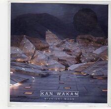 (FO828) Kan Wakan, Midnight Moon - 2014 DJ CD