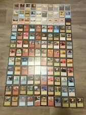 More details for magic: the gathering mtg job lot collection bundle revised mint not graded rare