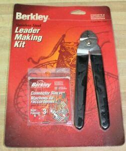Vintage Berkley #C1B Stainless Steel Leader Making Kit