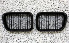 calandre pour BMW E36 3er compact 96-99 noir brillant noir brillant