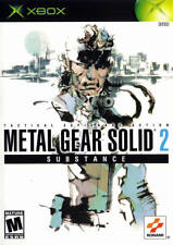 Metal Gear Solid 2: Substance Xbox New Xbox