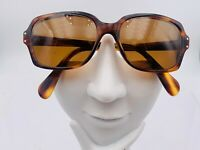 Oliver Peoples  Nanny B Tortoise Oval Sunglasses Italy FRAMES ONLY