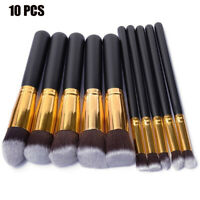 Concealer Brush Makeup Brushes Set Eyeshadow Contour Eyeliner Lip Brushes