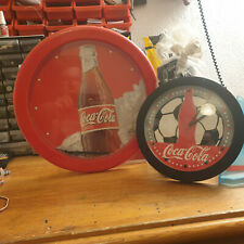 Coke Cola Wanduhren