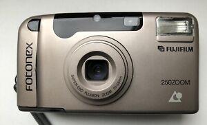 Fujifilm Fotonex 250Zoom Aps Camera(working)