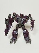 2011 Transformers Dark of the Moon Voyager Class Shockwave Decepticon