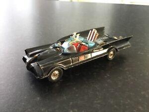 Corgi toys , bat mobile ,