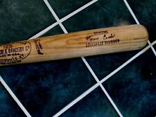NORM CASH mid 1960's Game Used (H&B)C205L Uncracked Baseball Bat -light game use