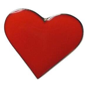 Love heart Lapel pin enamel Badge