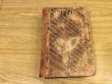 Laws of North Carolina 1881 Book