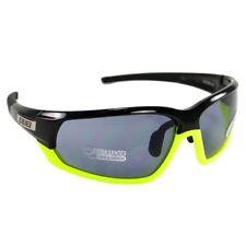 BBB ADAPT BSG-45 Cycling Sport Sunglass , Black x Neon Yellow