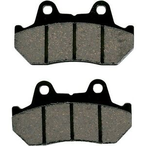 SBS - 542HF - HF Ceramic Brake Pads Honda CB400T,CB750F,VF500F Interceptor,CMX45