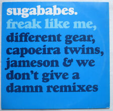 "SUGABABES - Freak like me (Different gear mix) - 12""-Maxi"