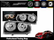 FARI ANTERIORI HEADLIGHTS LPVW29 VW GOLF III 1991-1994 1995 1996 1997 ANGEL EYES