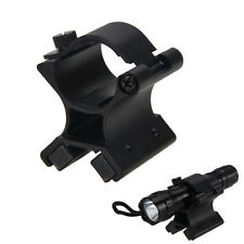 DIY Olight X-WM02 23-26mm Strong Dual Magnetic X Tactical Flashlight Gun Mount
