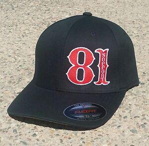 NEW - Hells Angels CaveCreek Black 81 Support Cap