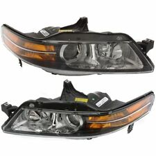 HID Headlight Set For 2004-2005 Acura TL Left & Right Pair