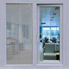 """Gray square 36"""" x 15ft Home Office Window Film Privacy Glass Decor Decal VViViD"""