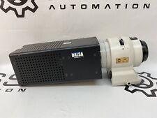 Minolta AF Macro Zoom 3x-1x F/1.7-2.8 Lens 1:1.7(16)-2.8 46mm Dalsa Camera