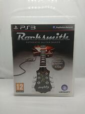 PS3 Playstation 3 Rocksmith Game