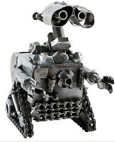 Wall-E Hand Crafted Recycled Metal  Art Sculpture Figurine