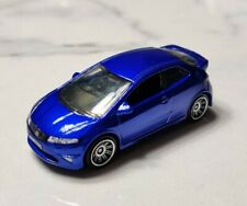 Matchbox 1-75 1:64 Honda Civic Type R Metallic Blue MINT Rare Loose
