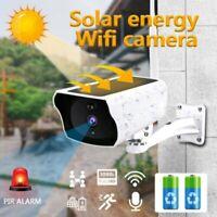 1080P Wireless Solar Energy Outdoor WiFi IP Camera HD Security Surveillance CCTV