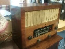 Vintage 1930s Valve Radio,Pilot Clipper mark 2 Needs Work,Sold as Project