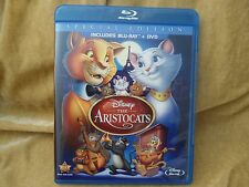 The Aristocats (Special Edition Includes Blu-ray & DVD) [2 Disc Blu-ray/DVD]