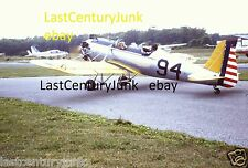 35mm Slide Of A Air Show  For A PT22 At Brookhaven EAA